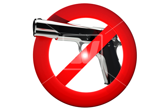 No Carry Zone Information